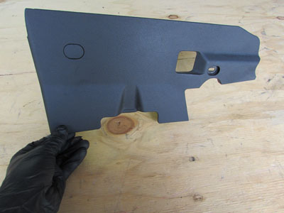 Audi TT Mk1 8N Center Console Lower Dash Cover, Left 8N1815157