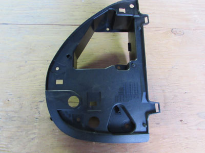 Audi TT Mk1 8N Dash Endcap Bracket Securing Plate, Left 8N0858387
