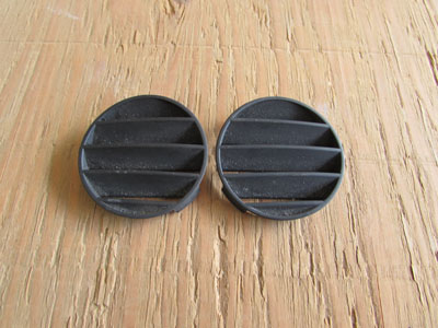 Audi TT Mk1 8N Dash Vent Covers (Pair) 8N0819793