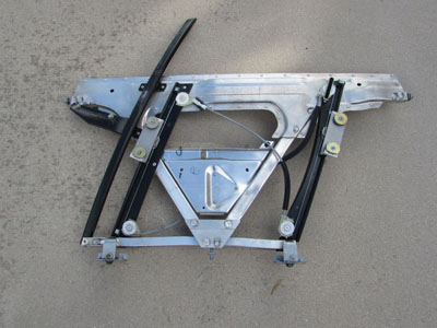 Audi tt mk1 8n door frame w window regulator left 8n0837461 hermes auto parts for 2000 audi tt window regulator