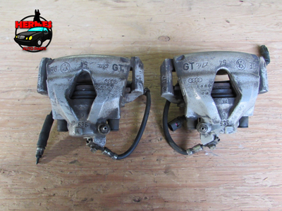 Audi TT Mk1 8N Front Brake Calipers (Pair) 8N0615123