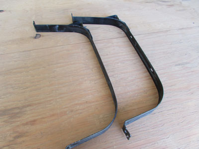 Audi TT Mk1 8N Fuel Tank Tension Straps (Pair) 8N0201505