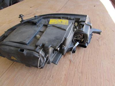 audi tt mk1 8n headlight xenon damaged mount tabs left. Black Bedroom Furniture Sets. Home Design Ideas