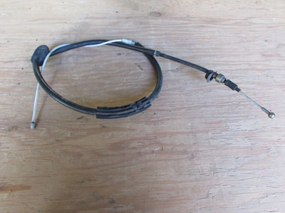 Audi TT Mk1 8N Parking Emergency E Brake Cable, Rear Left 8N0609721G