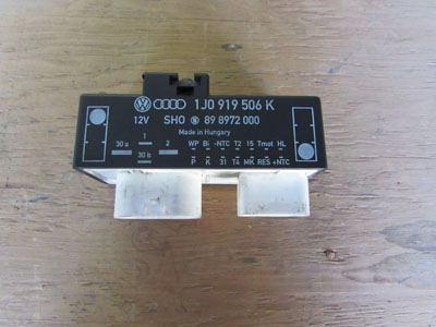 Audi Tt Mk1 8n Radiator Control Module Fan Relay 14 Pin