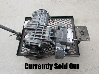Audi TT Mk1 8N Rear Differential Final Drive Quattro 02D525010AE