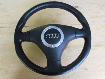 Audi TT Mk1 8N Sport Steering Wheel w/ Airbag Air Bag 8N0880201D