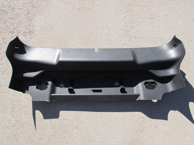 Audi TT Mk1 8N Trunk Tail Panel Plastic Cover 8N0863411C