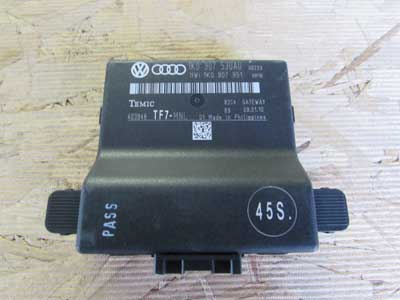 Audi TT Mk2 8J OEM Gateway Control Module Unit ECU Data BUS 1K0907530AD 2008 2009 2010