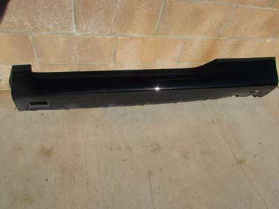 Audi TT Mk2 8J OEM Side Skirt Rocker Panel, Left 8J0853855D 2007 2008 2009 2010 2011 2012