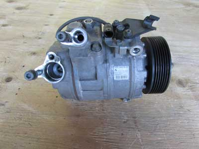 BMW AC Air Conditioner Compressor Denso 64526956719 E90 E92 E93 335i 335xi 335is E82 135i E89 Z4 35i E84 X1