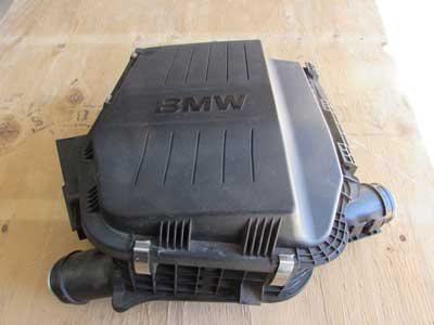 BMW Air Intake Filter Box Assembly Housing 13717556547 E90 335i E60 535i E82 135i