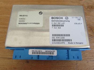 bmw bosch transmission control module tcm egs 24607515810 e39 e46 e85 hermes auto parts. Black Bedroom Furniture Sets. Home Design Ideas