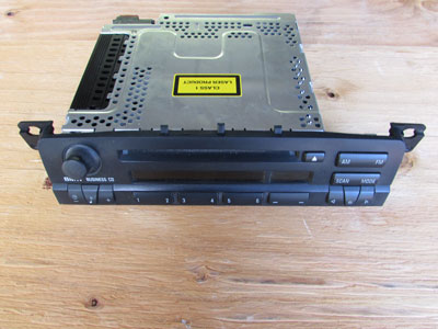 BMW Business CD Player Alpine 65126943430 E46 323i 325i 330i M3