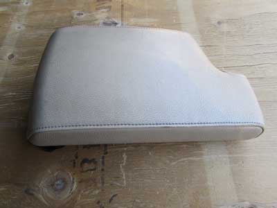 BMW Center Console Lid Flap Arm Rest 51167147210 E90 323i 325i 328i 330i 335i M3