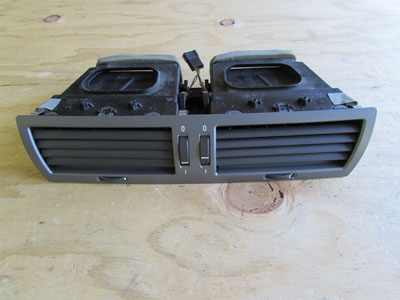 BMW Dash Vent, Center 64228223599 E65 E66 745i 745Li 760i 760Li