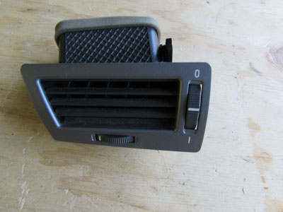 BMW Dash Vent, Left 64228223333 E65 E66 745i 745Li 760i 760Li