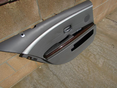 BMW Door Panel, Rear Left E66 745Li 750Li