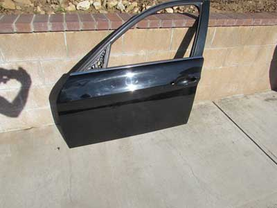 BMW Door Shell, Front Left 41007203643 E90 E91 323i 325i 328i 330i 335i M3 Sedan Wagon