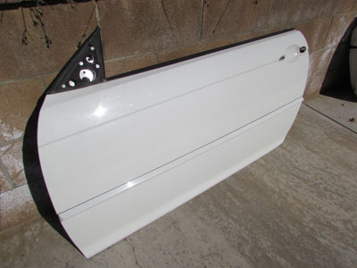 BMW Door Shell, Left 41517038091 E46 323Ci 325Ci 330Ci M3 Coupe Only