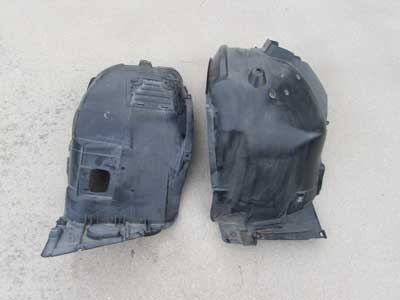 BMW Fender Liner, Front Left 51717162275 E90 E91 323i 325i 328i 330i 335i Sedan Wagon
