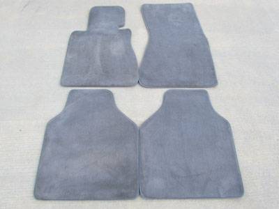 BMW Floor Mats (Set of 4) 51477128127 E66 745Li 750Li 760Li
