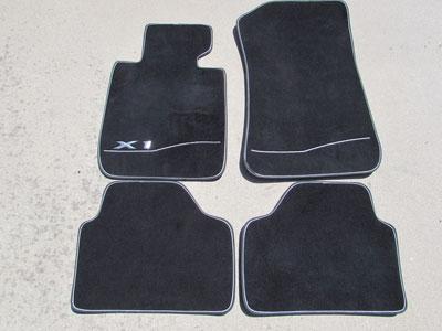 BMW Floor Mats Set of 4 E46 320i 323i 325i 330i M3  Hermes Auto