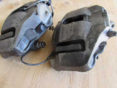 Bmw Front Brake Calipers Pair 34116773201 E90 E92 E93