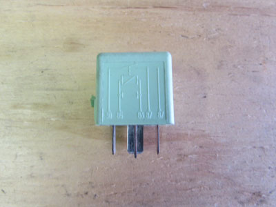 BMW Green Relay, Tyco 61368373700