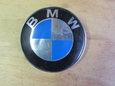 BMW Hood Badge Emblem 51148132375