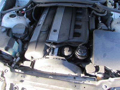Bmw M54 Complete Engine 2 5l Double Vanos 11007506888 E46