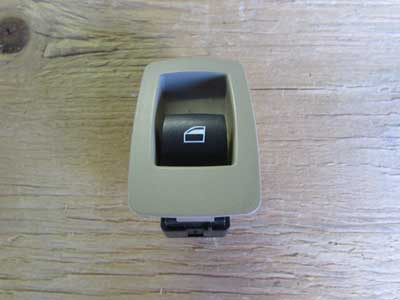 BMW Passengers Window Switch 61316945876 E90 E91 323i 325i 328i 330i 335i M3 Sedan Wagon Only