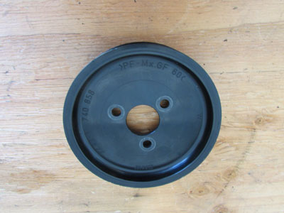 BMW Power Steering Pump Pulley 32421740858 E46 325i 330i