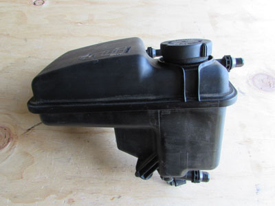 BMW Radiator Expansion Overflow Tank 17137508008 E65 E66 745i 745Li 750i 750Li 760i 760Li