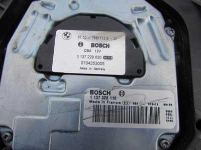 Bmw Radiator Fans 600 Watt 17427545366 E90 E92 E93 335i