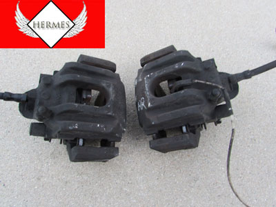 BMW Rear Brake Calipers (Pair) 34216753679 E60 E63 E64 E65 E66
