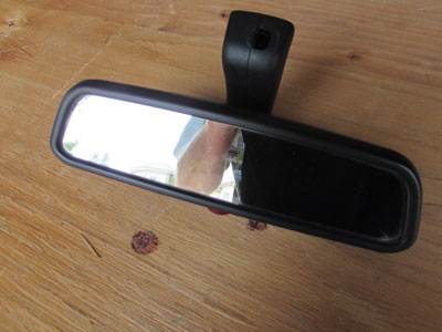 BMW Rear View Mirror, Manual LED 51168257276 E38 E39 E46 E53 E83