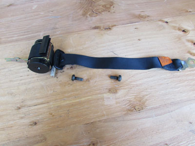 BMW Seat Belt, Rear Left or Right 72118201017 E46 323i 325i 328i 330i M3