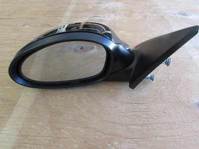 BMW Side Door Mirror, Heated with Memory, Left 51167189955 E90 E91 323i 325i 328i 330i 335i Coupe Wagon