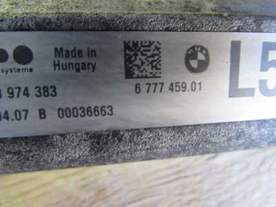 BMW Steering Rack and Pinion Hydro Steering Box 32106777459 E90 323i 325i 328i 330i 335i E82 128i 135i8