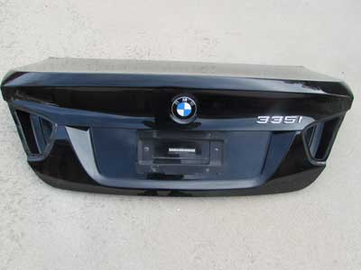 BMW Trunk Lid 41627151491 E90 325i 328i 330i 335i M3 Sedan
