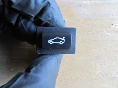 BMW Trunk Release Unlocking Button 61316921846 1, 2, 3, 4, 5, 6, 7, X, Z Series