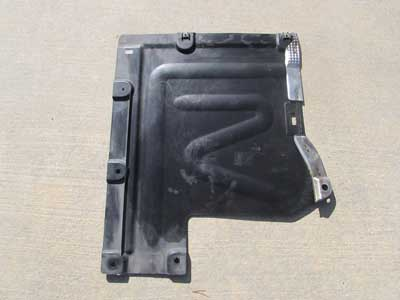 BMW Under Car Cover Underfloor Coating, Center Front 51757163562 E90 323i 325i 328i 330i 335i E82 128i 135i E84 X1