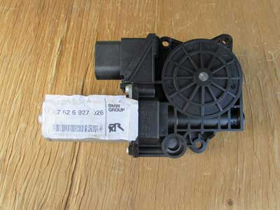 BMW Window Lifter Motor Drive Brose, Rear Right 67626927026 E90 E91 323i 325i 328i 330i 335i Sedan Wagon Only