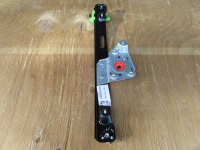 BMW Window Regulator Lifter, Rear Left 51357140589 E90 E91 323i 325i 328i 330i 335i M3 Sedan Wagon Only