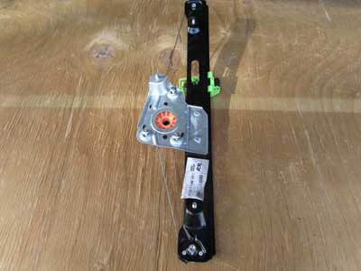 BMW Window Regulator Lifter, Rear Right 51357140590 E90 E91 323i 325i 328i 330i 335i M3 Sedan Wagon Only