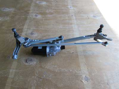 BMW Windshield Wiper Motor and Transmission 61617161711 E90 323i 325i 328i 330i 335i M3