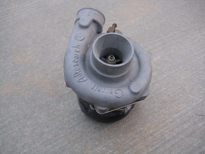 Garrett Airesearch T3 turbocharger-main