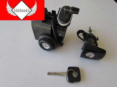 mercedes door lock and trunk lock w key 2088902167 w208