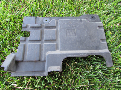 Mercedes Engine Compartment Panel Cover, Left 2025241430 C280 C43 CLK320 CLK430 CLK55 AMG